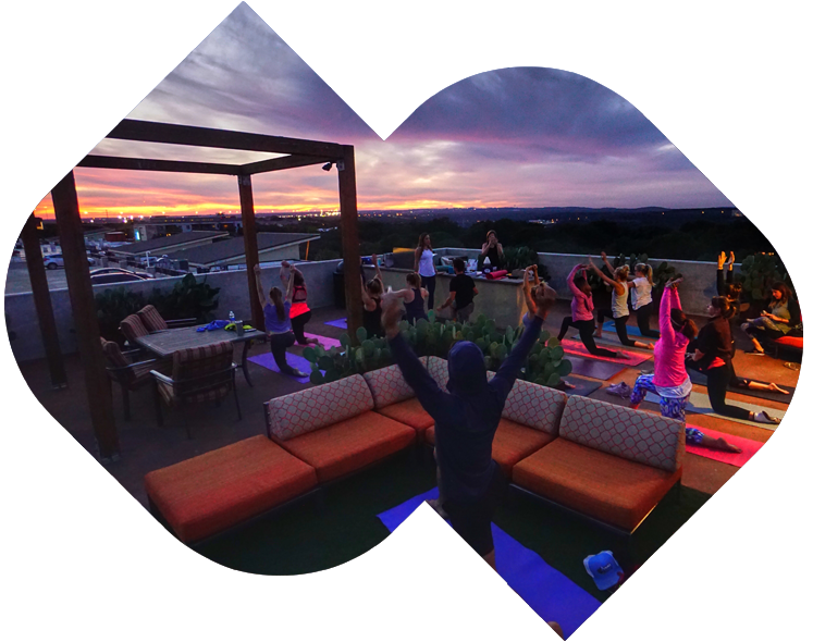 Are you an apartment developer in Austin, Dallas, San Antonio, Texas or Tempe Arizona and interested in us planning fitness amenities or throwing events to grow resident engagement? Click here!