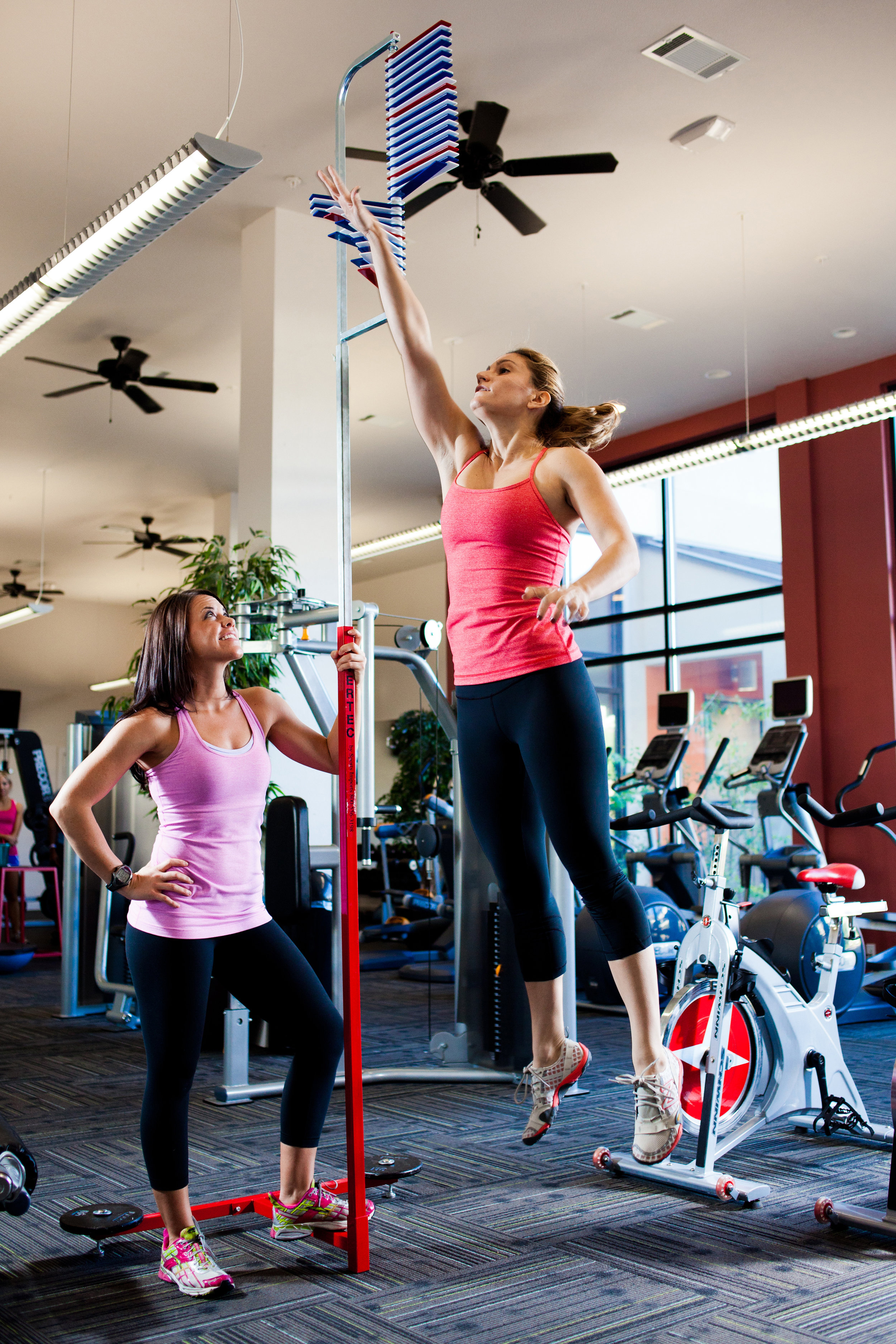 Interested in personal training? Get started with our personal trainers today!