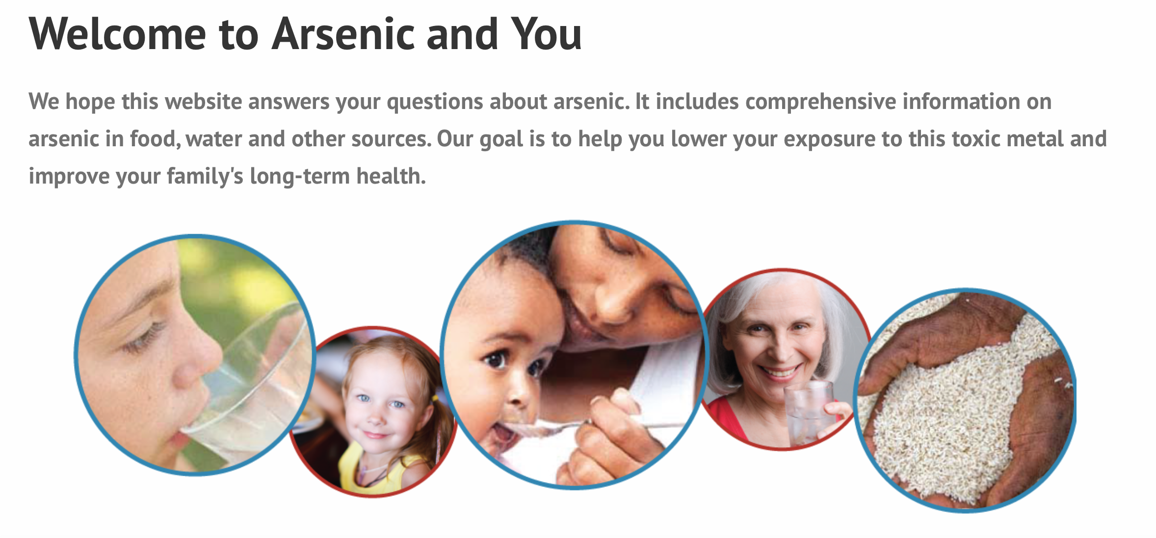 NH has the highest rate of bladder cancer in the nation - Learn more about how you can protect you and your family from arsenic in your drinking water from Dartmouth Toxic Metals Superfund Research group.