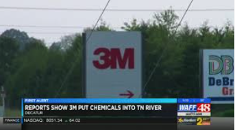 3M Suit Aims to Prevent Safer Water from PFAS in NH - CONCORD -- Chemical company 3M - along with the Plymouth Water & Sewer District, a Center Harbor farmer and a second company - filed a lawsuit against the state Department of Environmental Services seeking to block the implementation of new standards for a series of PFAS chemicals.
