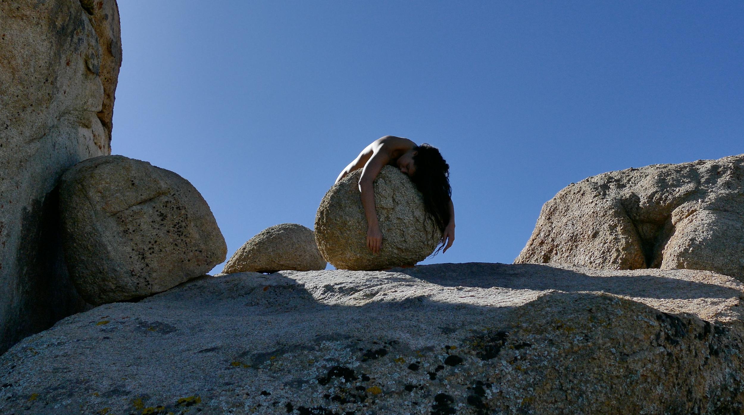 Carmen Danae . Like a Stone