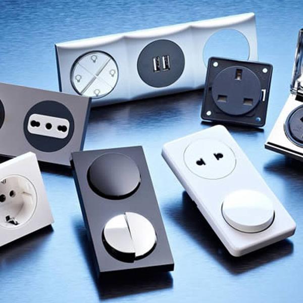 Berker Switches -