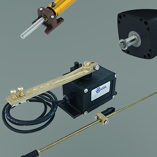 Hydraulic Steering -