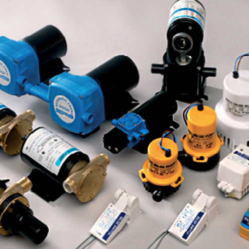 Marine pumps -
