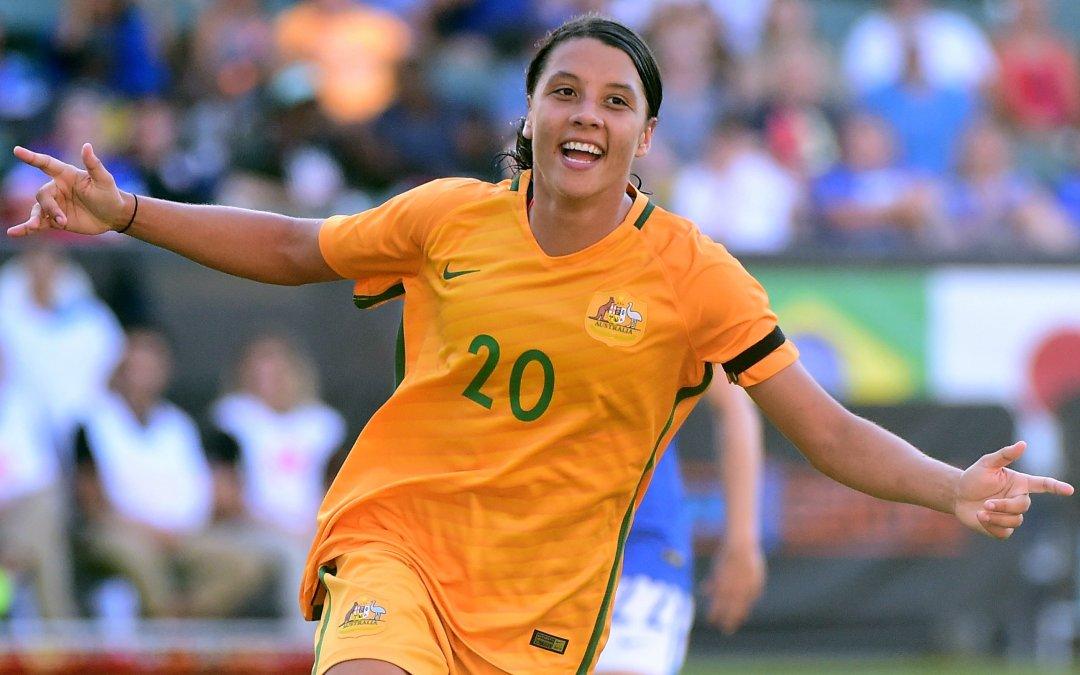 Samantha Kerr