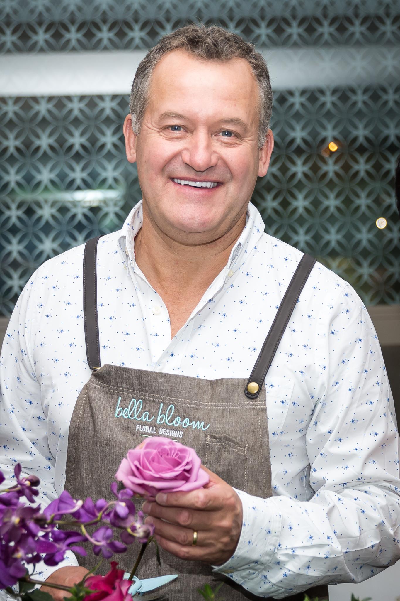 Mr Paul Burrell, Palazzo Versace, Gold Coast