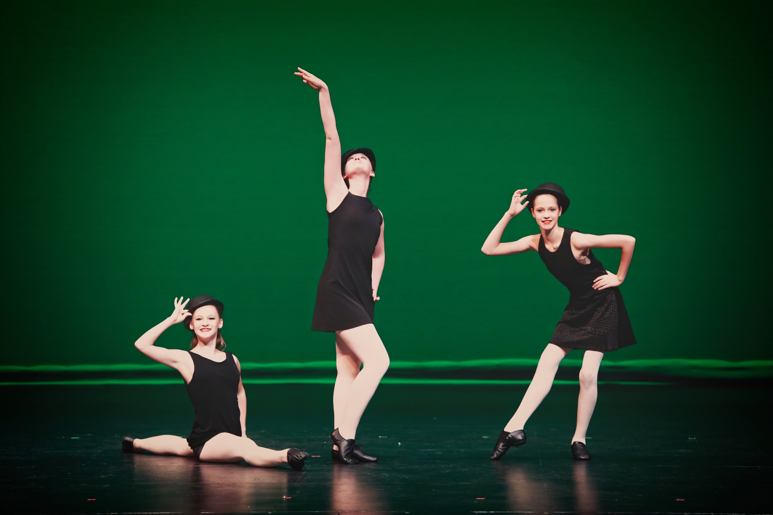 Timesake - A throwback to favorite tunes and dance styles of the last century, showcasing all of our specialty classes.