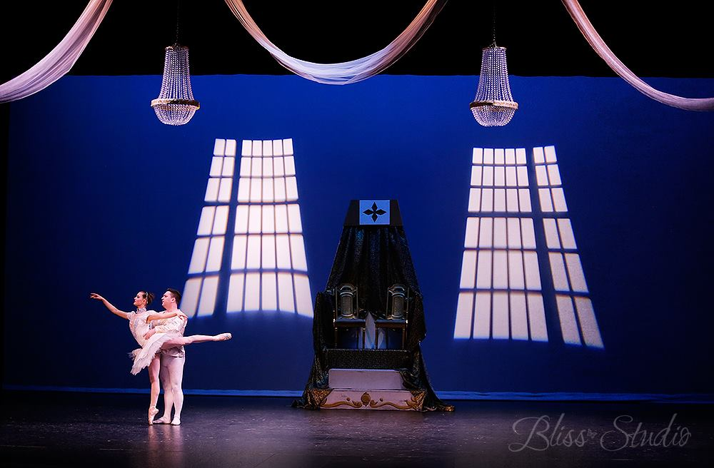 Cinderella - Sergei Prokofiev's powerful score tells the story of a classic fairytale, with sweeping ballroom scenes and a challenging choreography by Keith Walls.