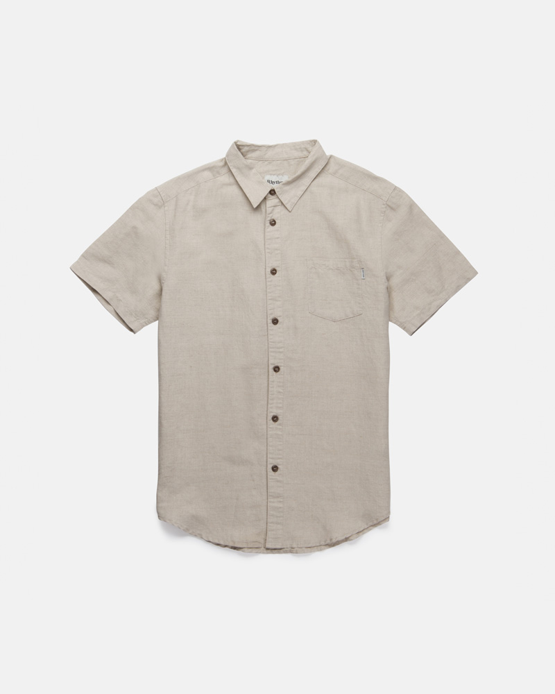 Apartment SS Shirt Bone $69.99