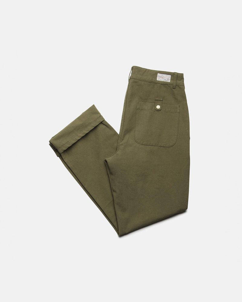 Fatigue Pant Olive $89.99