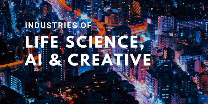 Grow Your Life Science, AI & Creative Business