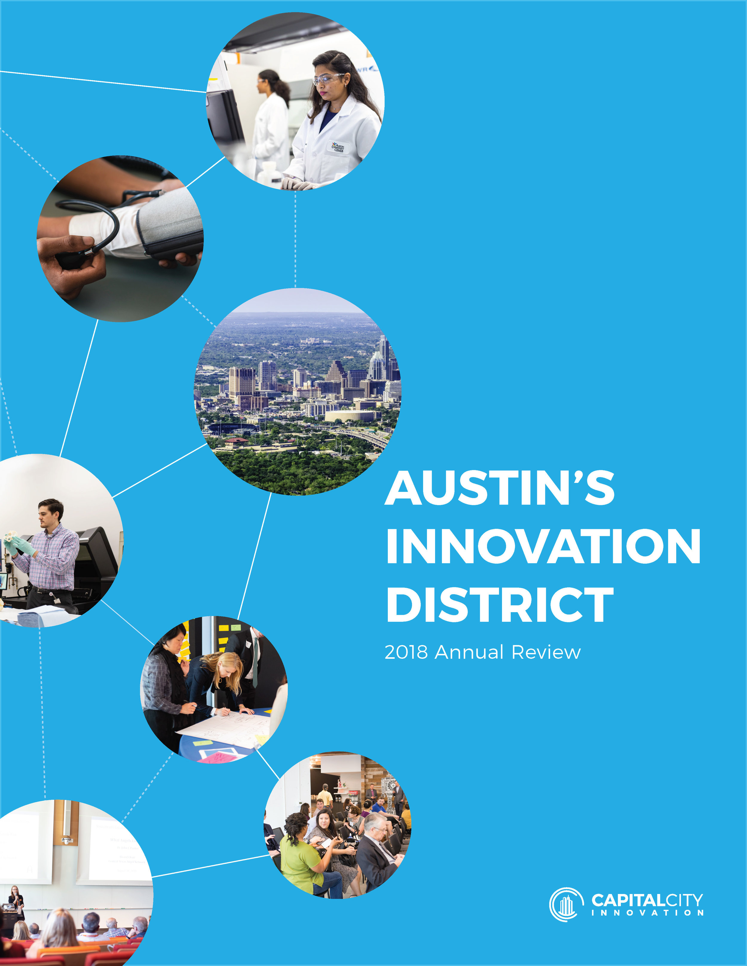 Austins Innovation District 2018 Annual Review
