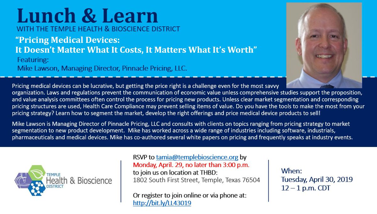 pricing medical devices