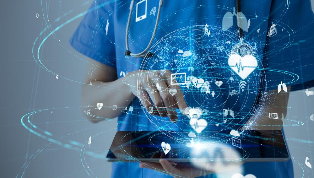 uk digital health mission