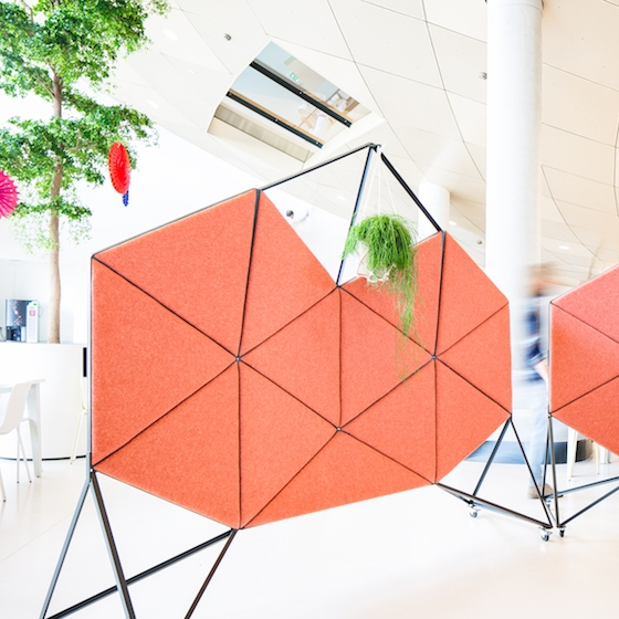 ORION ACOUSTIC PANELS (movable)
