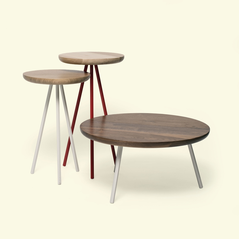 STRATHCONA COFFEE TABLE (circle)