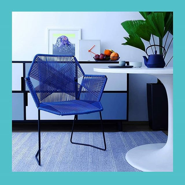 Akele #indoor #outdoor seating. Any color you choose 👈👌👍 #interiordesignmag #hospitalitydesign #hospitality #chairs #chairdesign #hospitalityseating #hechoenmexico