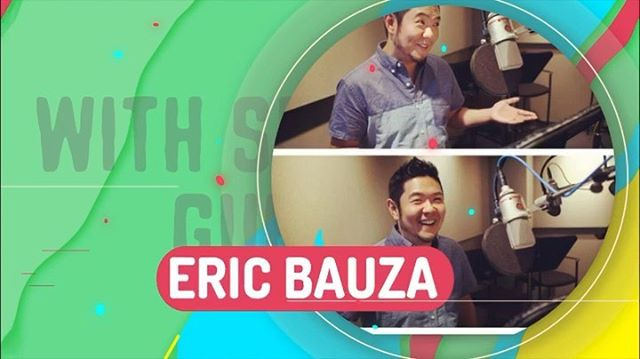 We're so excited to announce that we will be hosting the next Saturday Morning Cartoons with Special Guest @bauzilla ! Group exercises, booth time and a grand finale of your voice in a cartoon! Follow @smc.voworkout for more info and tag someone who might be interested. Ticket link in bio. #animation #voiceover #vo #bellsound #ericbauza #cartoons #smc