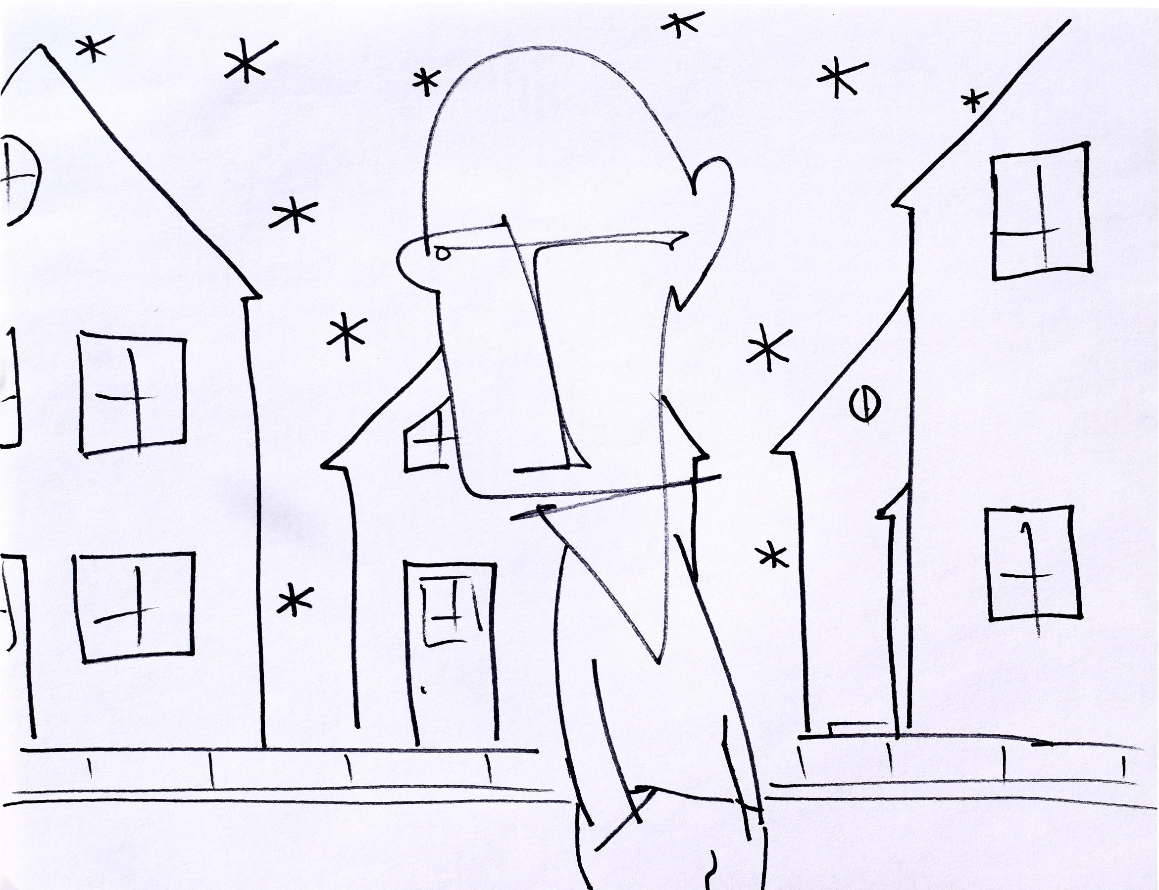 will gebhard drawing walking at night-01.jpg