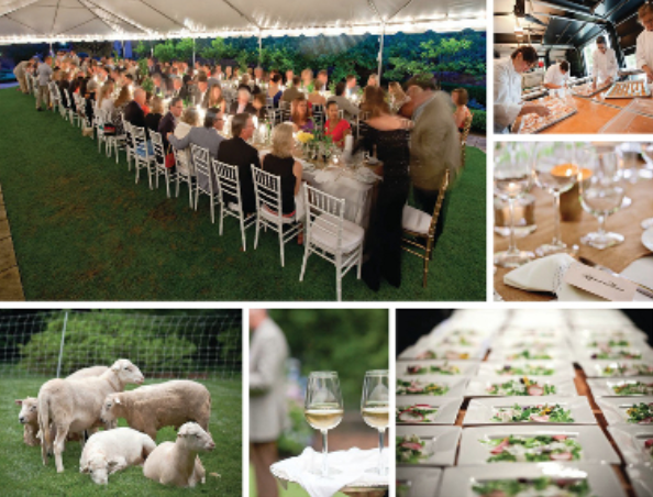 Feature about the Blackberry Farms dinner during the Atlanta Food & Wine Festival - The Atlantan