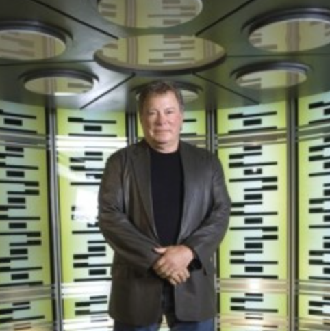Q&A with William Shatner- Men's Book Atlanta