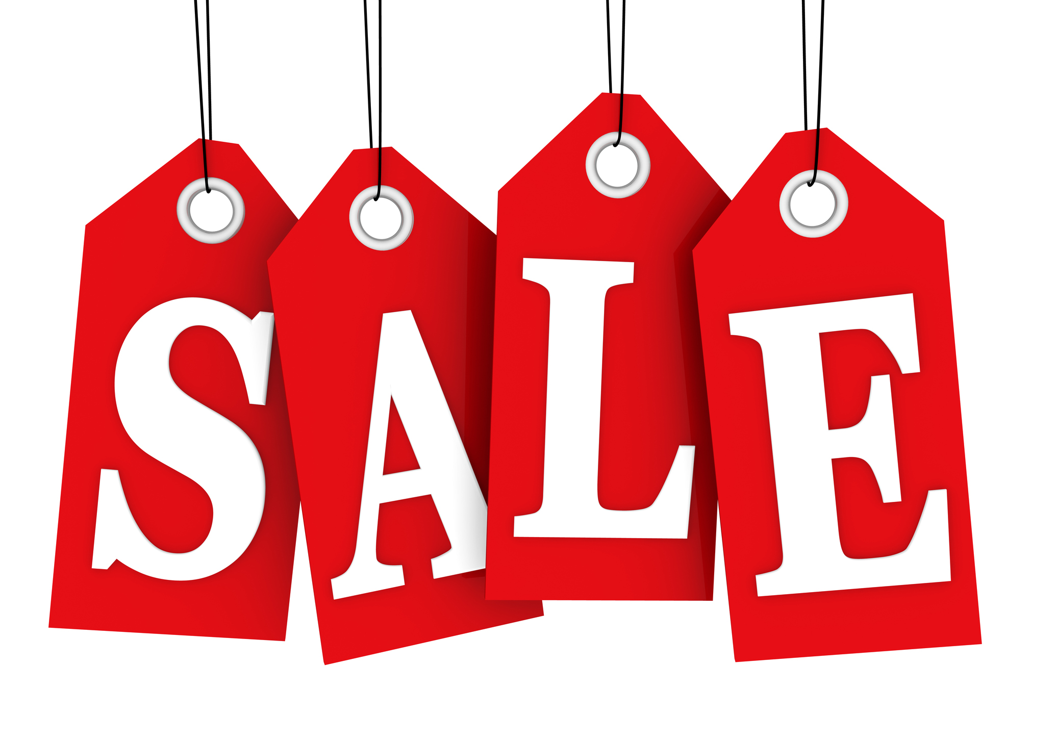 Check out the sale of the month -