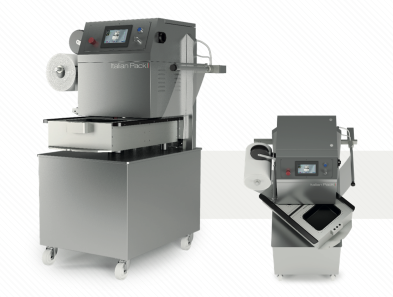 Semi-Automatic Rotary Tray/Cup Seal System -