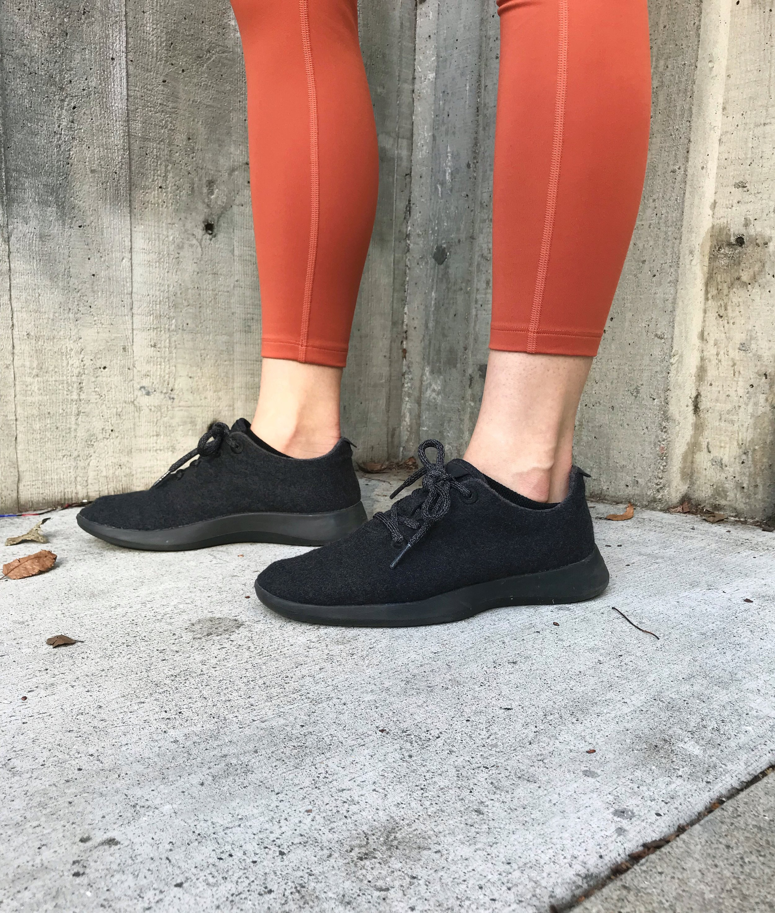 """**A note on Allbirds : Although this style is called a """"runner"""", it is meant as an everyday, athleisure shoe, as opposed to a replacement for your running shoes. I definitely do not recommend them for regular long runs as the grip and support of the sole is minimal. However, as someone who has been dubbed """"especially hardheaded"""", I've pushed these babies through occasional hill sprints and bag work sessions (oops) and I'm happy to report, they are still intact!"""