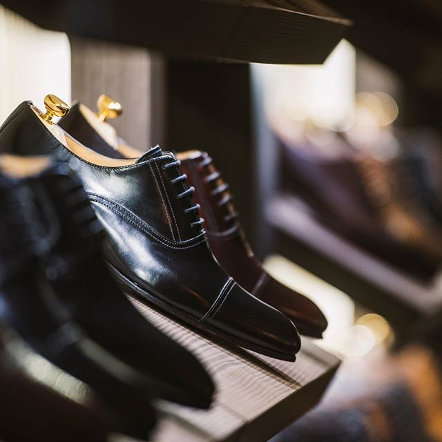 -A Timeless pair of shoes it is an investment, especially when made with the best quality leather.- Nico Zappiello