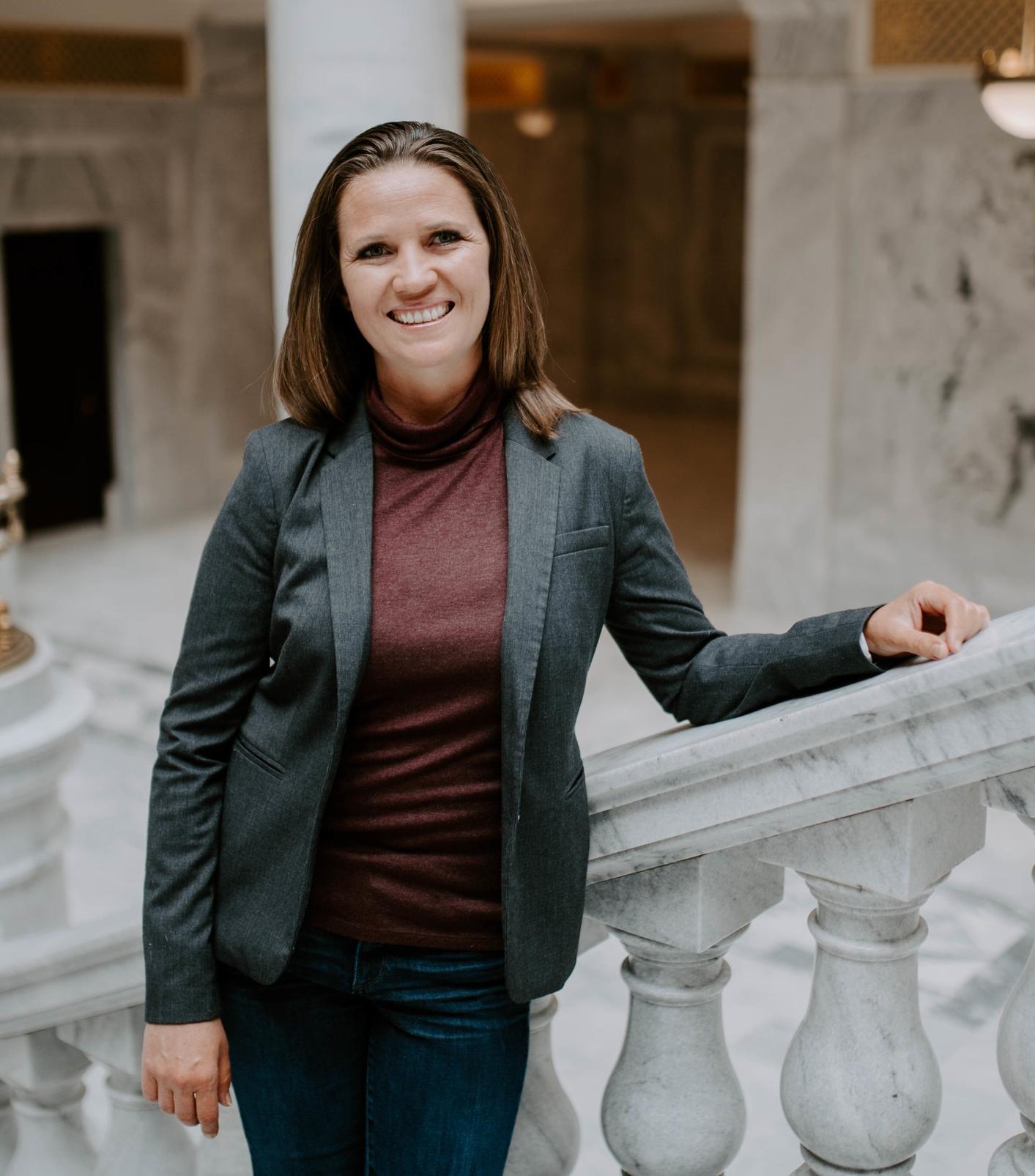 Julie Adkison  - Board Member & Vice President