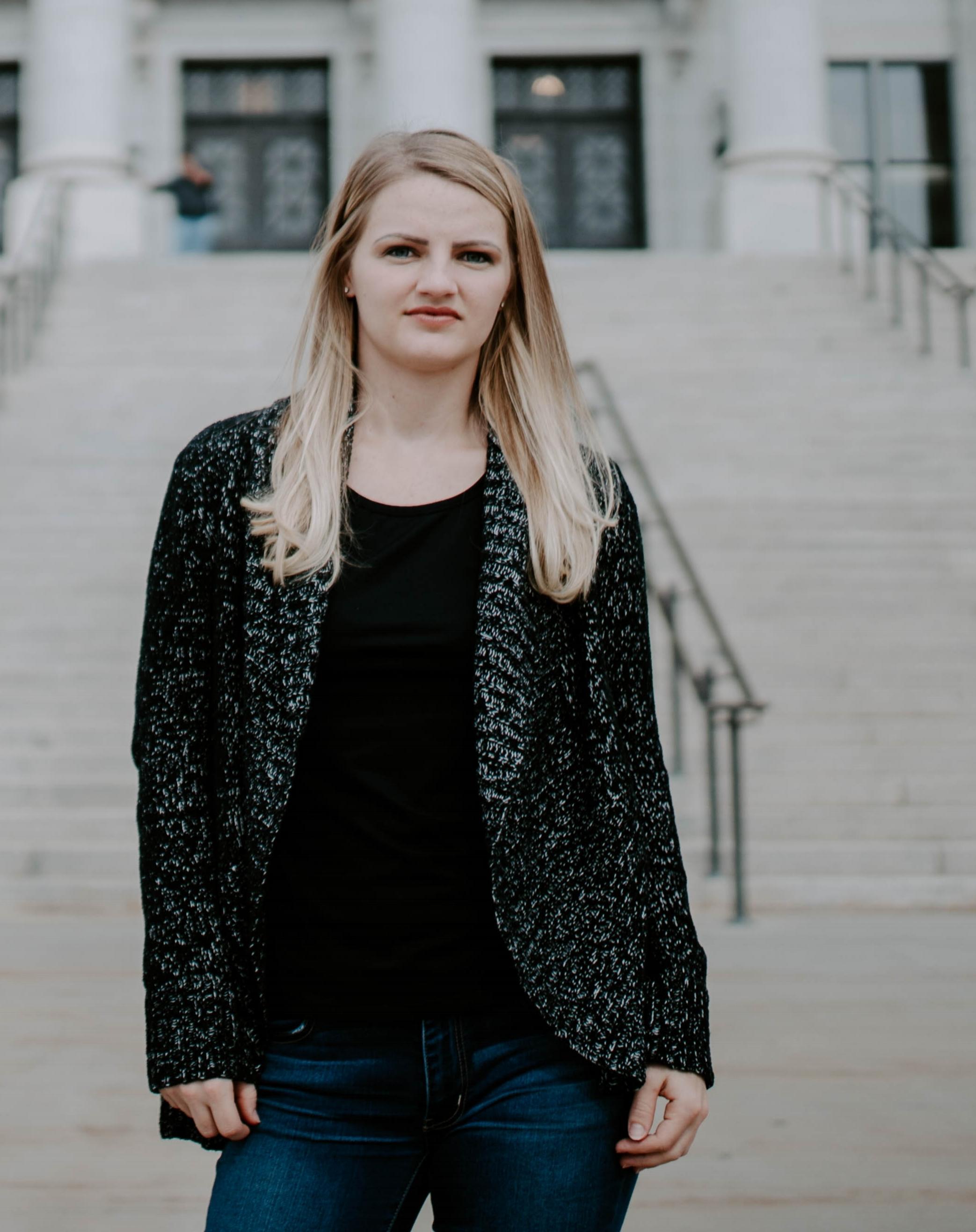 Andrea Brewer  - Board Member & Treasurer