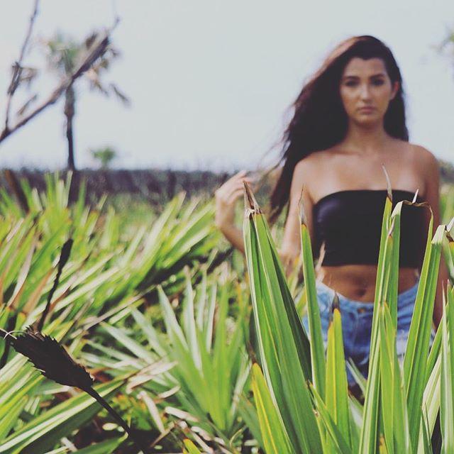 Nature girl @noelanikai
