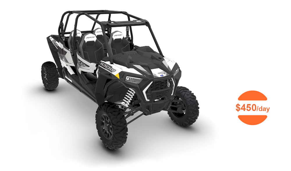 2019 RZR Polaris SXS 4 Seater