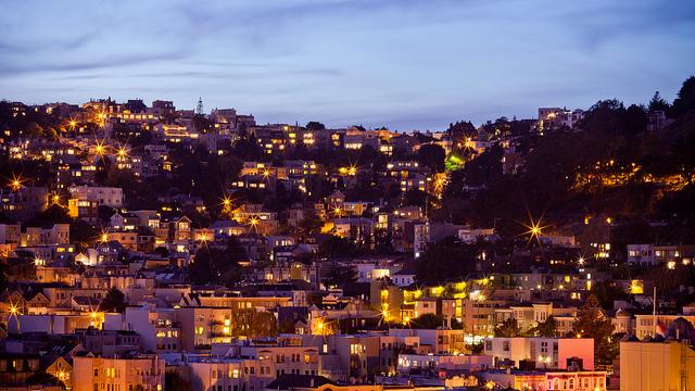 Decreasing housing affordability -