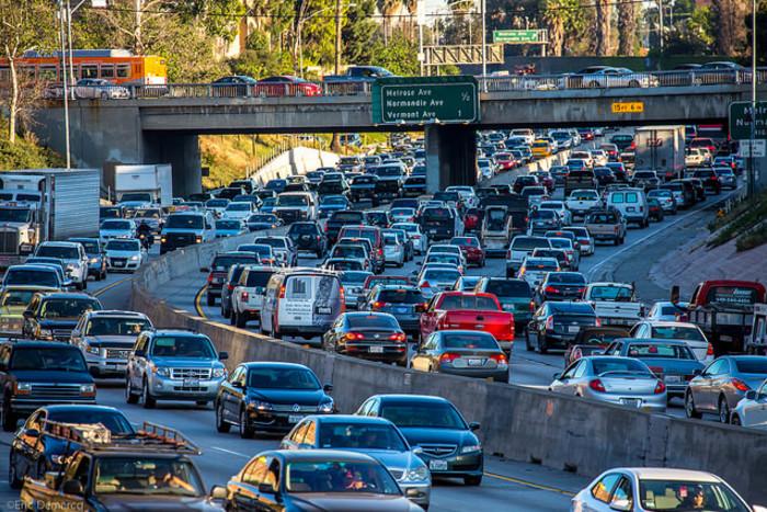 Increasing congestion -