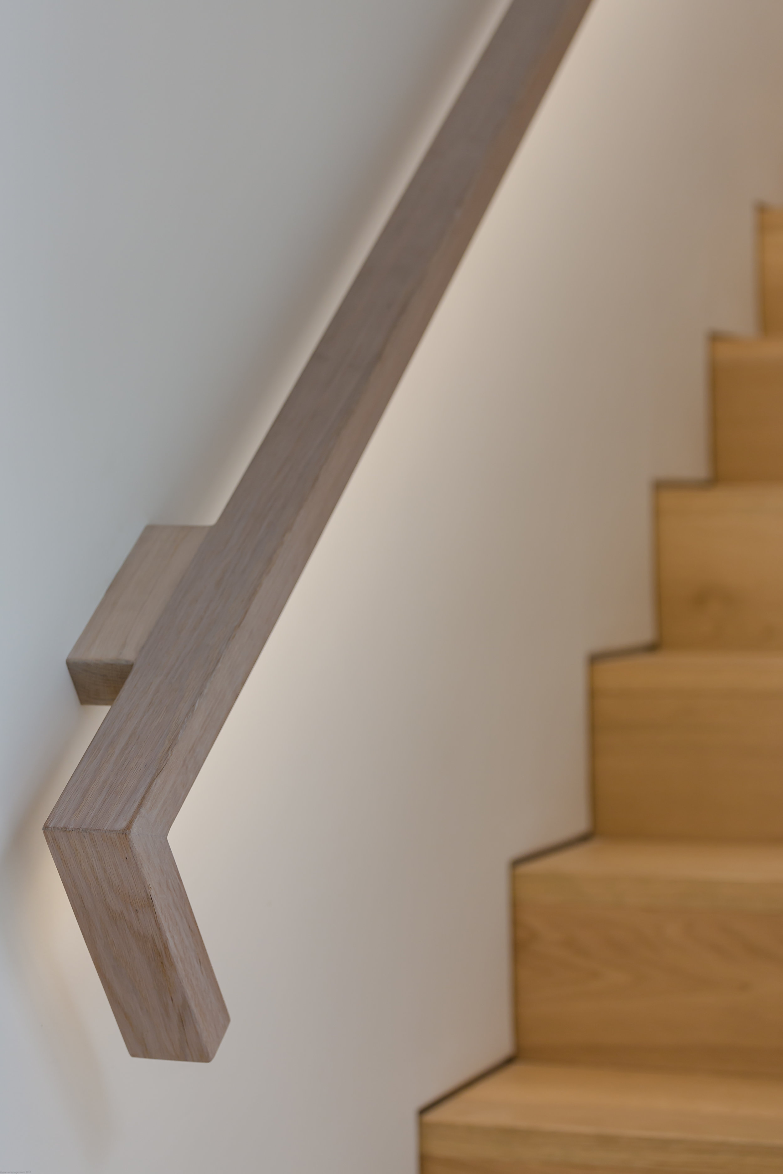 Laneway Residence_Handrail Detail