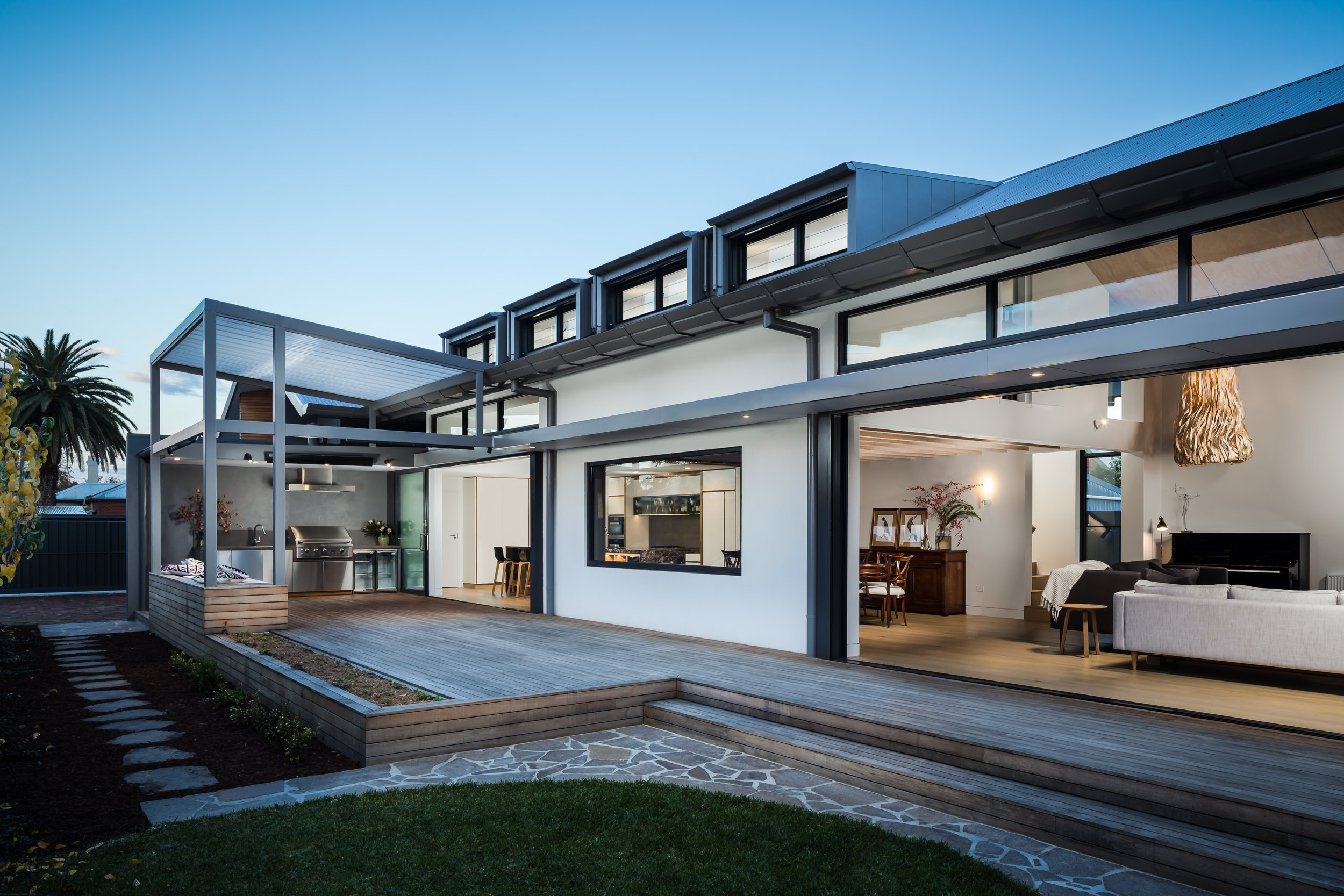 Laneway Residence_Courtyard