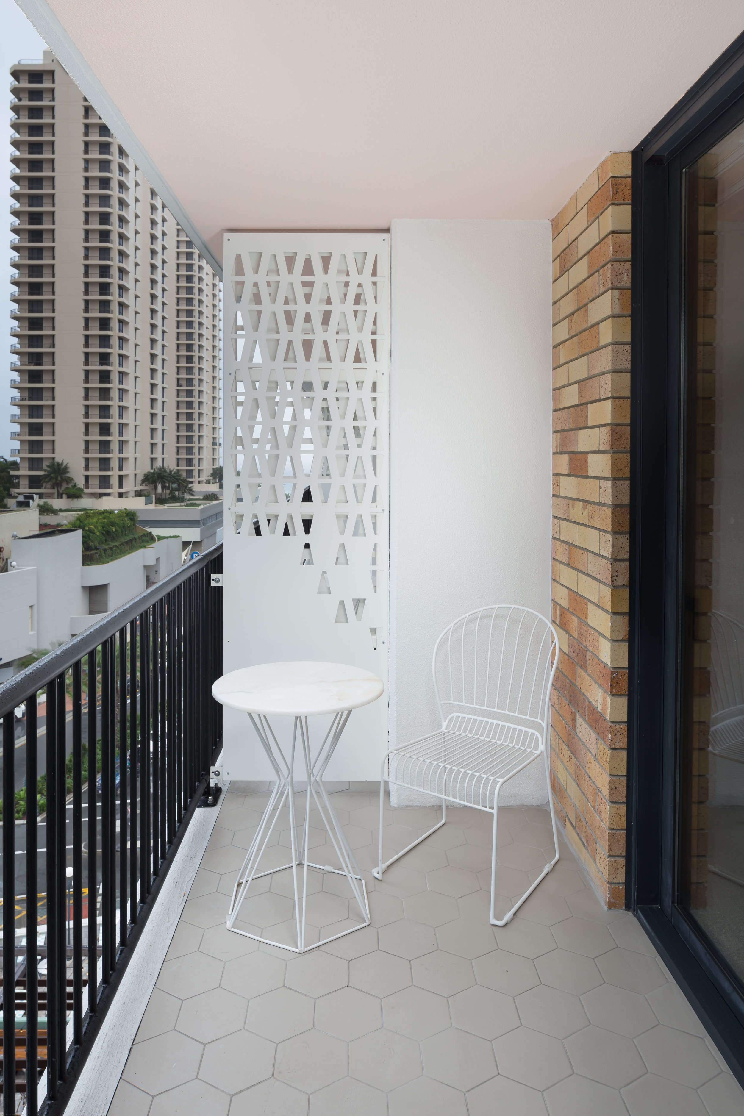 The Island_Boutique Hotel Suites - Balcony Detail