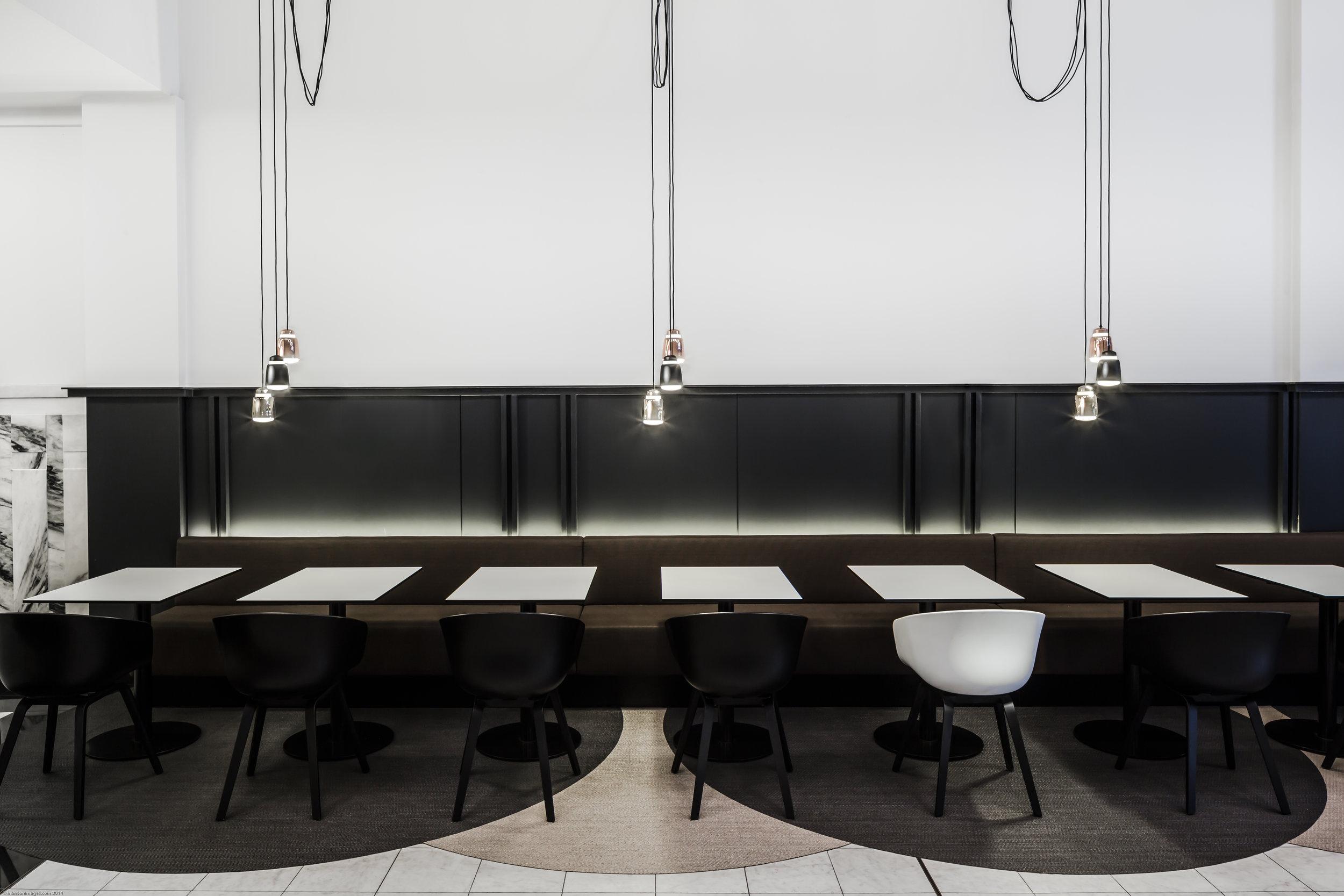Anzac Square_Banquette Seating