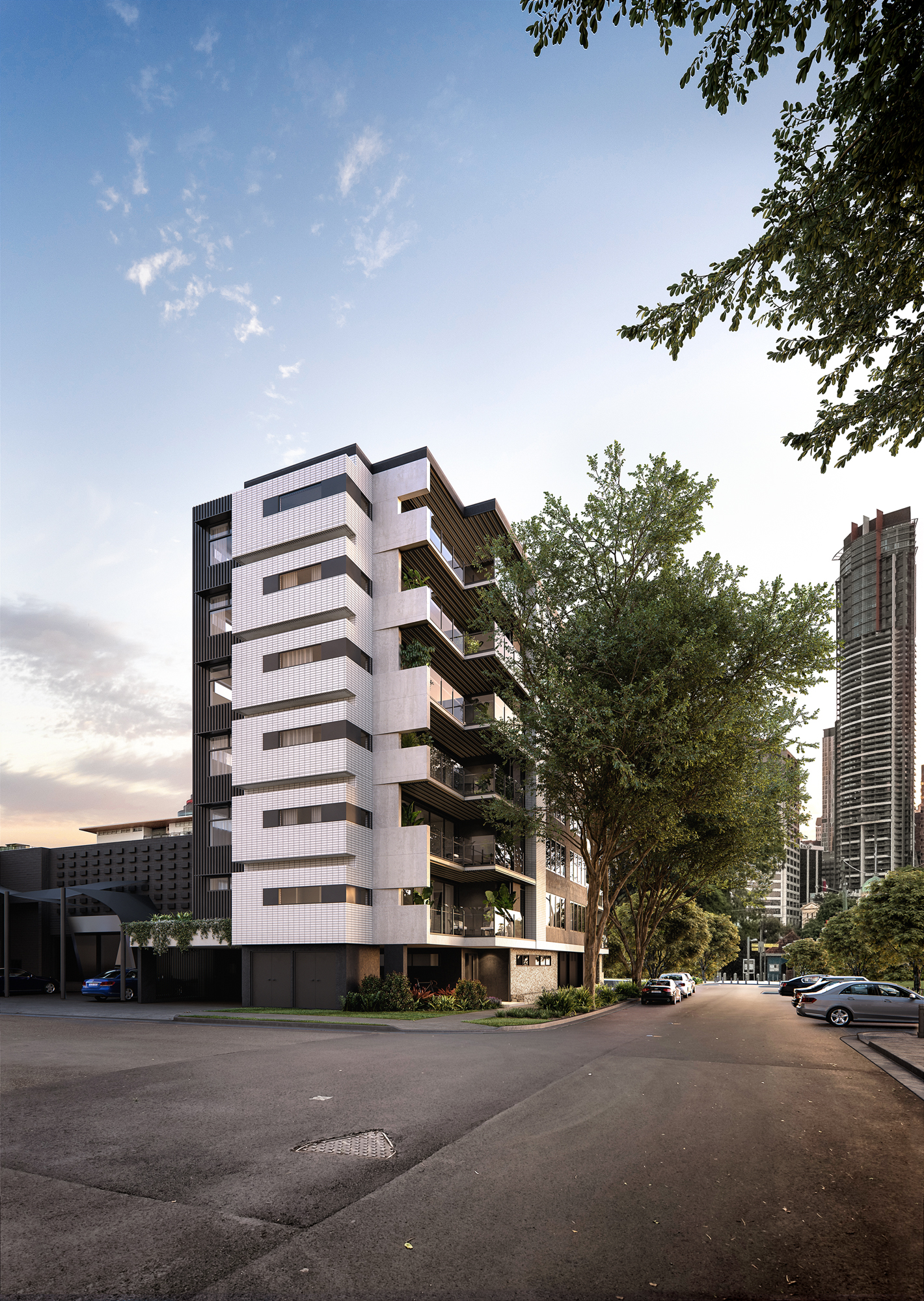 Holman Apartments_Kangaroo Point