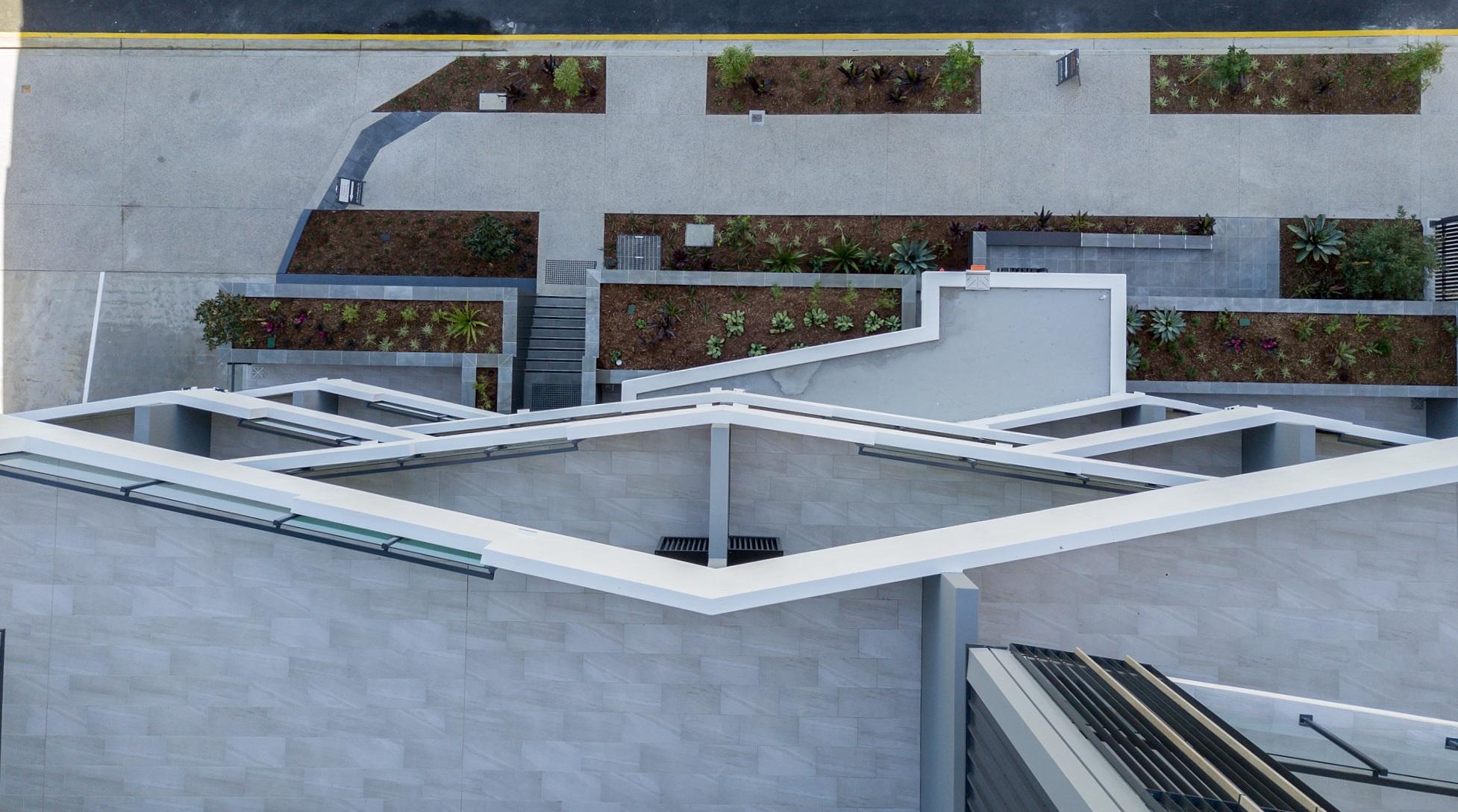 Aspire Chermside_Terrace Aerial
