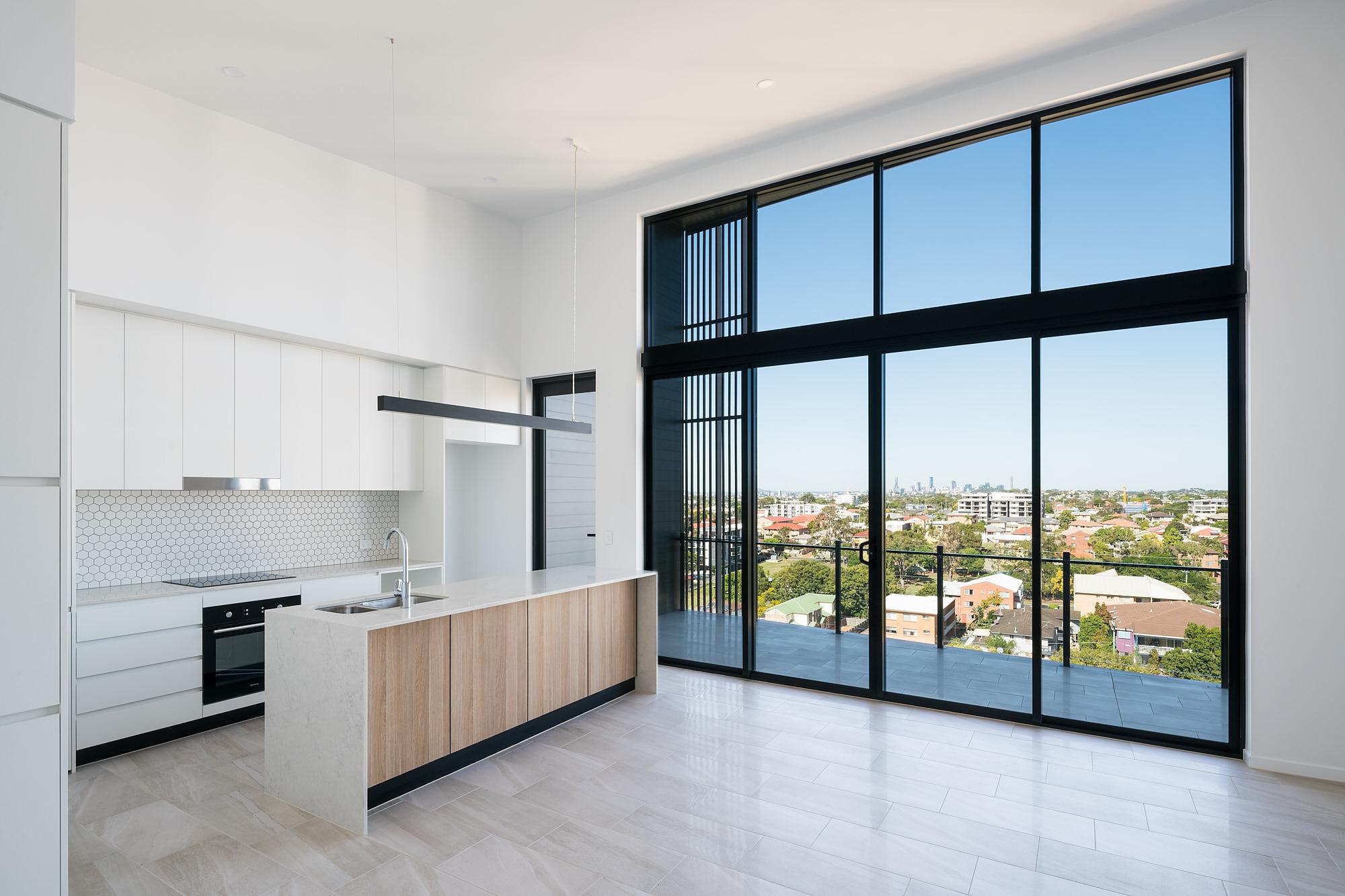 Aspire Chermside_Penthouse Interior