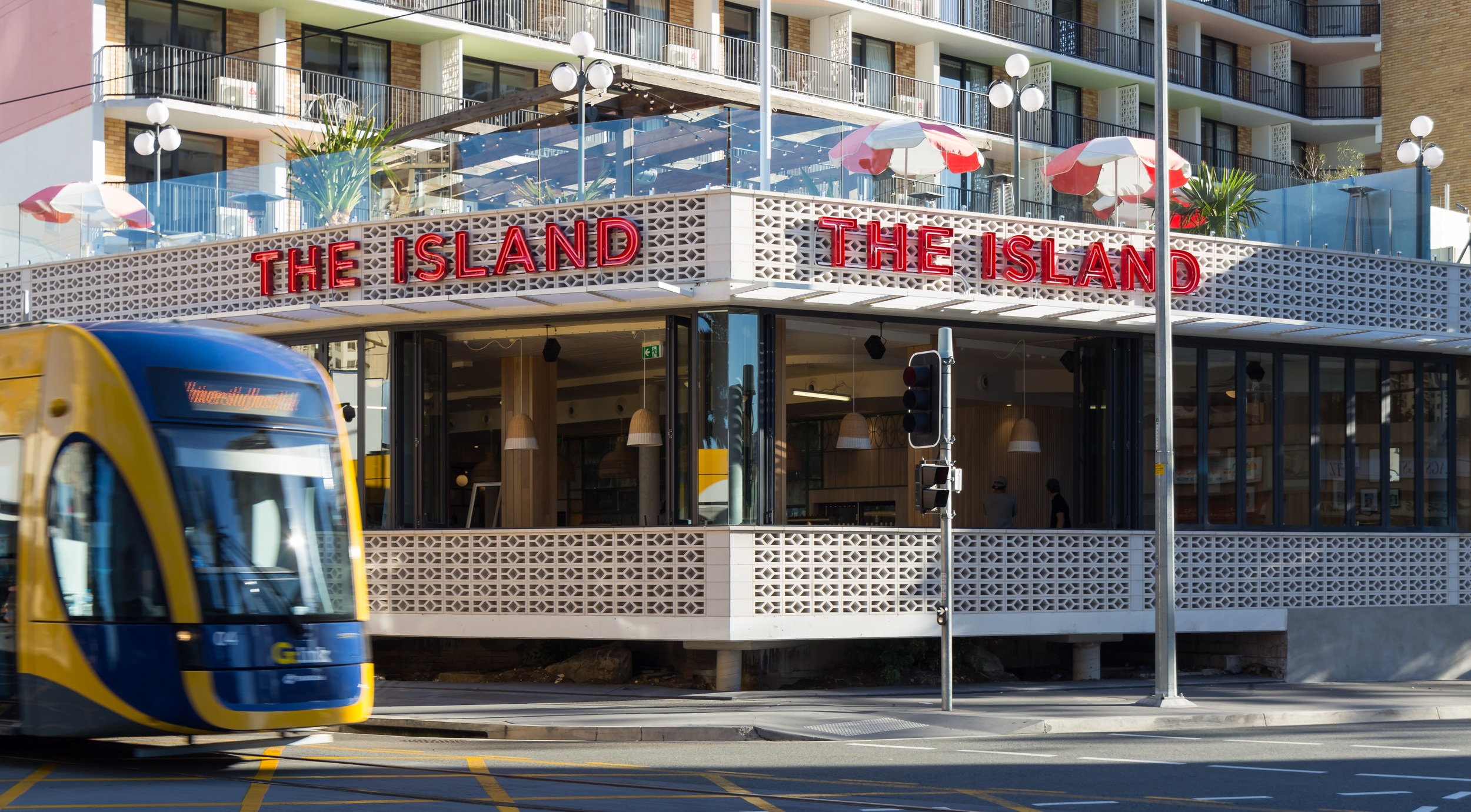 The Island_Breeze Block Facade