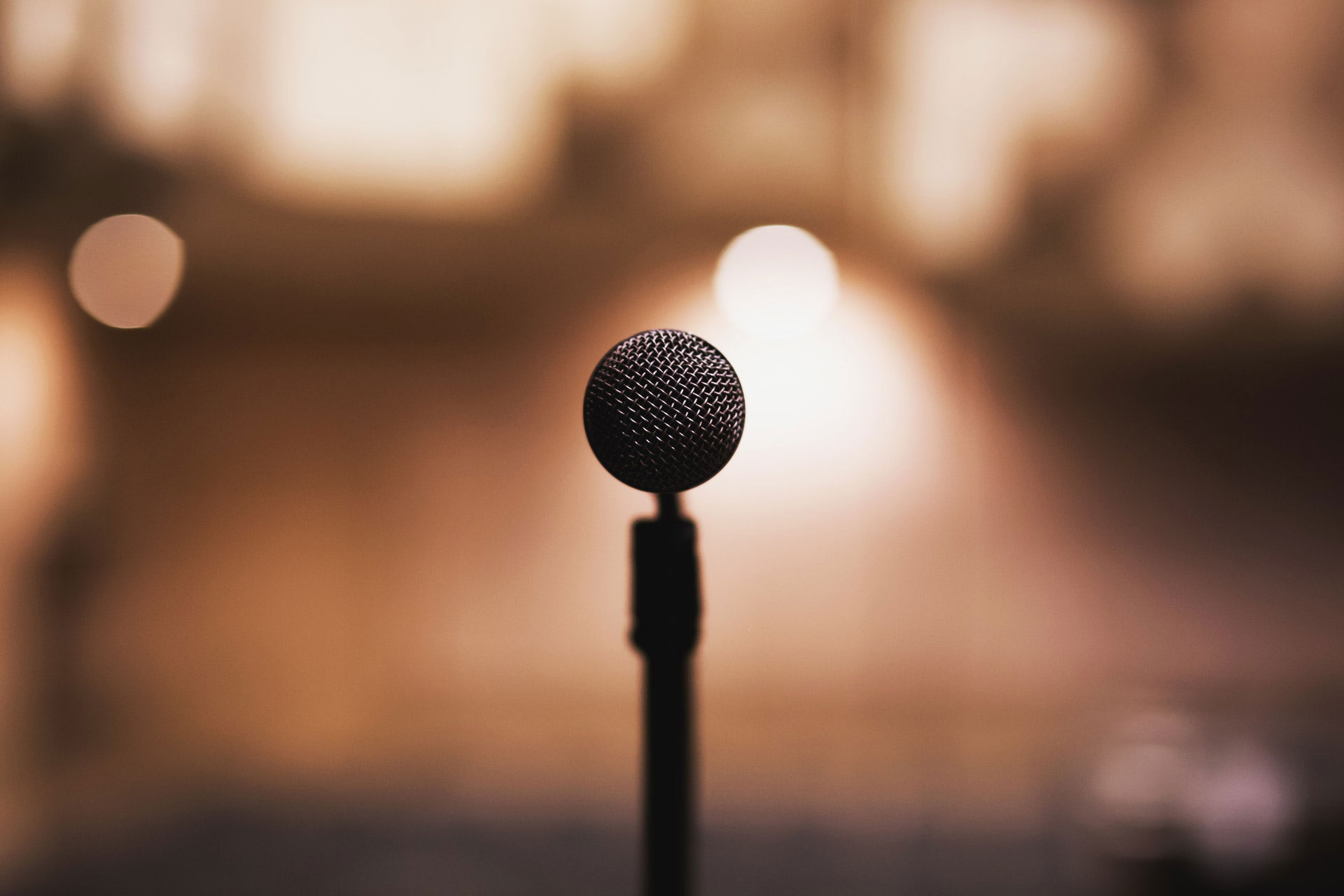 SPEAKING ABOUT -