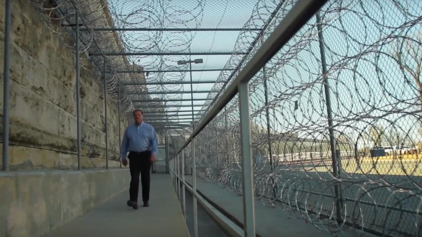 jailhouse business of generosity - Pete Ochs of Capital III