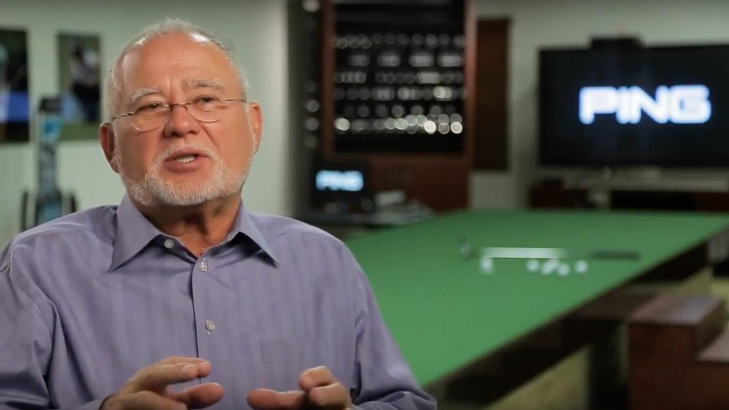 ping golf - John Solheim of PING Golf