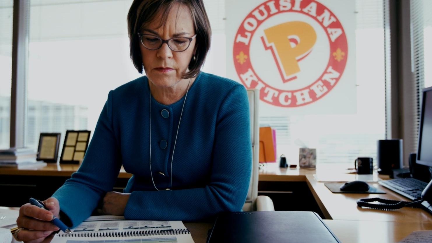 popeyes serves up a turnaround - Cheryl Bachelder of Popeyes Chicken