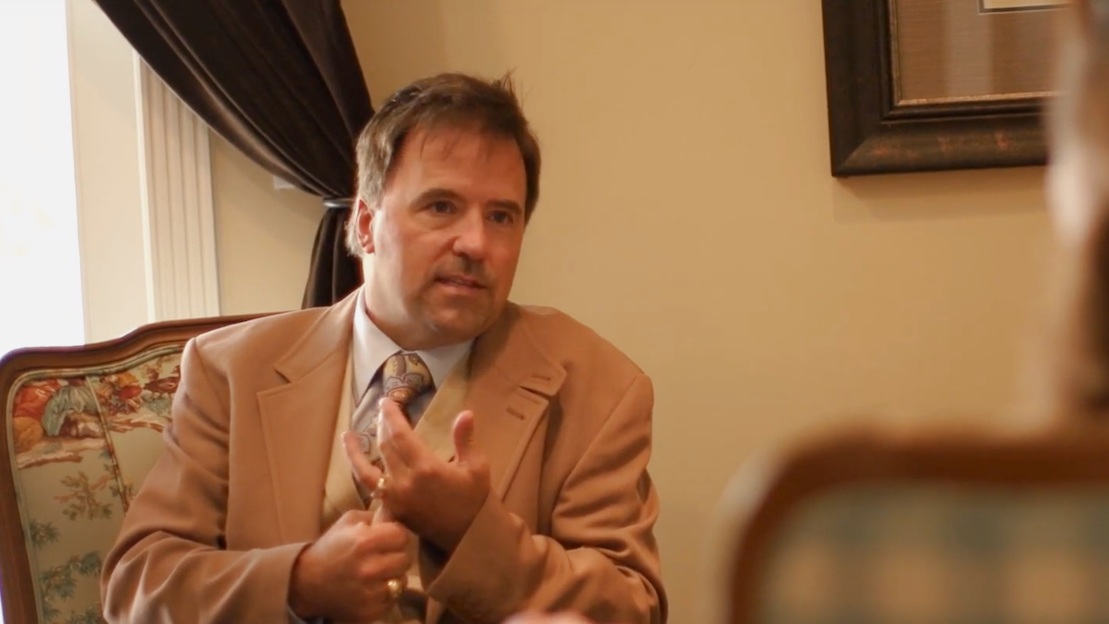 bridging the gap and restoring culture - Jeff Rogers of One Accord