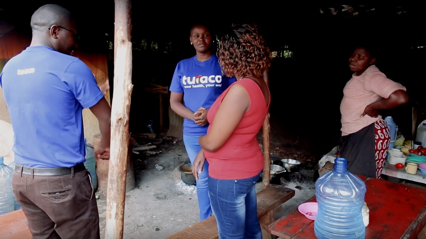 managing the risk of business for the poor - Ted Pantone of Turaco