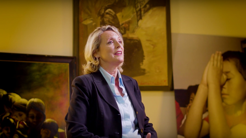 series of steps - Cindy Breilh of Medical Teams International